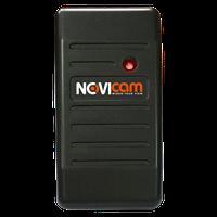 Всепогодный считыватель идентификаторов Mifare с выходным интерфейсом Wiegand-26/34 NOVIcam MR12W