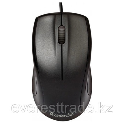 Мышь проводнМышь проводная Defender Optimum MB-150, PS/2, фото 2