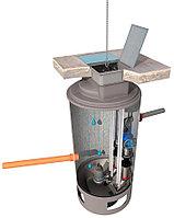 Сервисное обслуживание канализационной насосной станции КНС