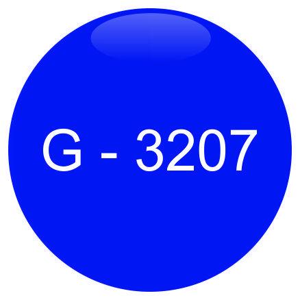 Винил синий G - 3207 (1,22м х 45,7м)