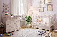 """Кровать детская """"Джулия"""" Можгинский лесокомбинат(белая,слон.кость,шоколад)"""