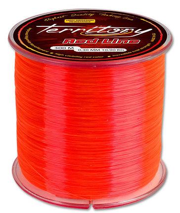 ЛЕСКА строительная 1,0мм*50м (красная), фото 2