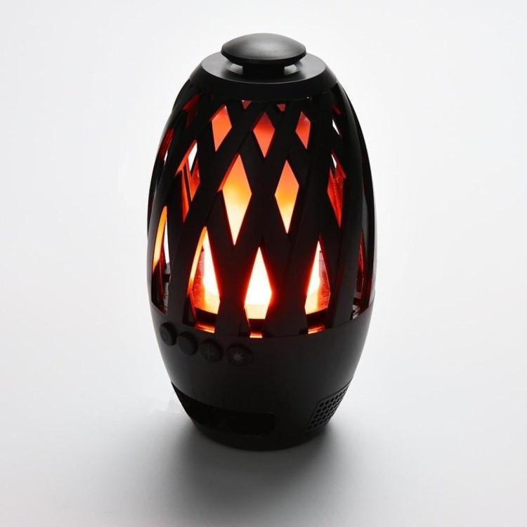 Портативная колонка-камин Sweet Home Light