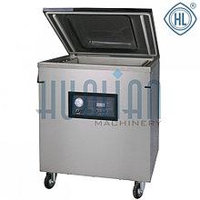 Напольный однокамерный вакуумный аппарат DZ-600/S (нерж)