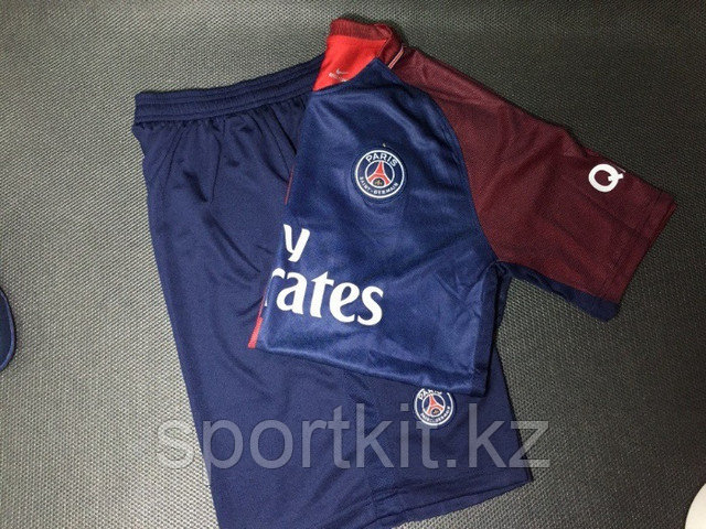 Футбольная форма Paris Saint Germain, ПСЖ