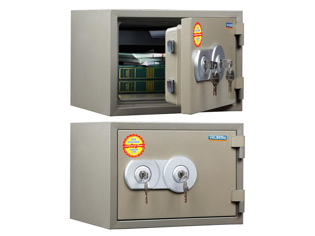 Огнестойкий сейф FRS 30 KL (300х405х355 мм)