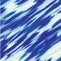 Crystal Clear/Ivory/Cobalt Blue, «Vienna»