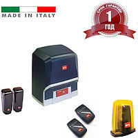 Автоматика на откатные ворота ARES 1000 Standart (масса ворот до 1000 кг) BFT - Италия, фото 1