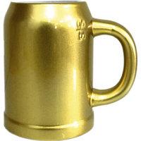 Кружка пивная керамическая (Золото) 0,5