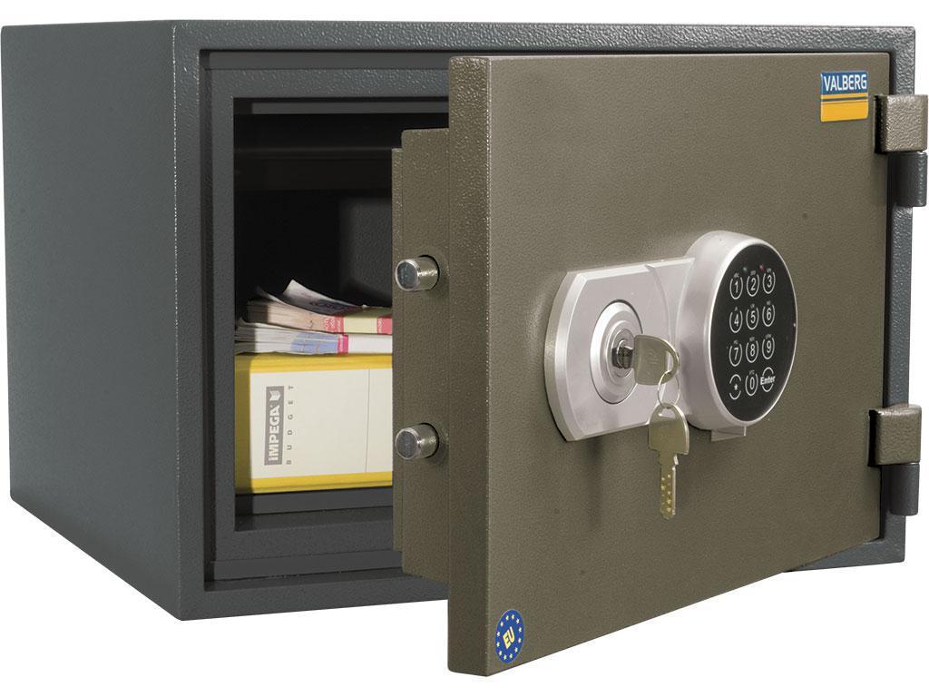 Огнестойкий сейф FRS 32 CL (320х445х425 мм)