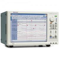 Tektronix TLA6404 логический анализатор