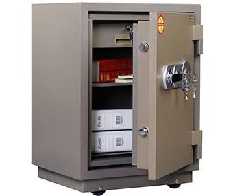 Огнестойкий сейф FRS 66 T-KL (672х485х430 мм)