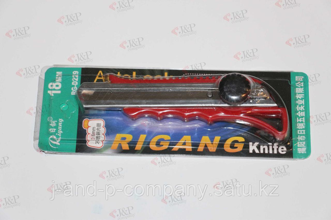 Нож RG-D229 18мм
