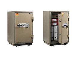 Огнестойкий сейф FRS 80 T-KL (811х485х451 мм)