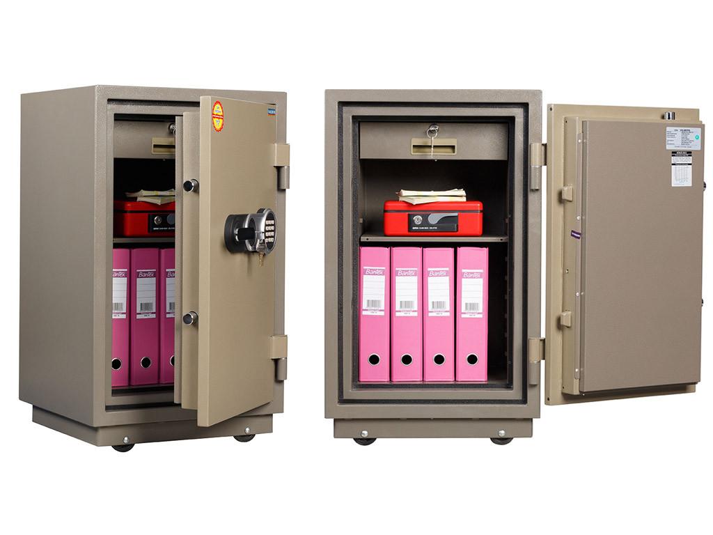 Огнестойкий сейф FRS 80 T-EL (811х485х451 мм)