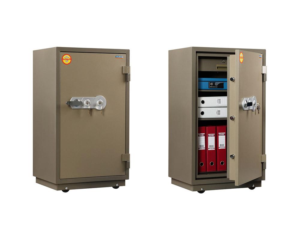 Огнестойкий сейф FRS 99 T-KL (991х565х451 мм)
