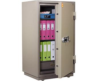 Огнестойкий сейф FRS 127 T-KL (1275х711х581 мм)
