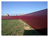 Забор из металла, фото 2