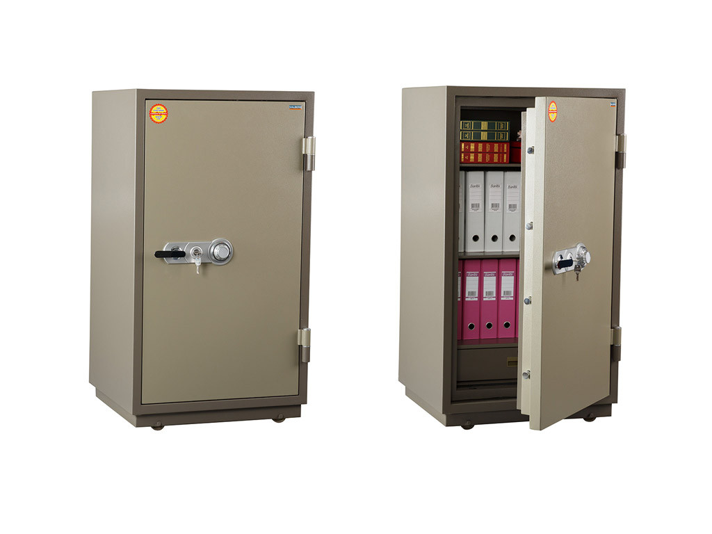 Огнестойкий сейф FRS 127 T-CL (1275х711х581 мм)