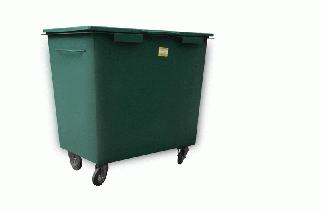 Металлические контейнеры, баки для мусора в Алматы