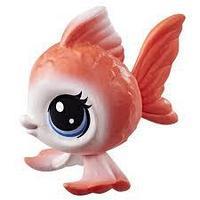 Hasbro Littlest Pet Shop Золотая рыбка Реи (1 серия)