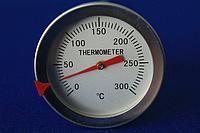 0303 FISSMAN Термометр для духовки, диапазон измерений 30-300°C, диаметр 5 см