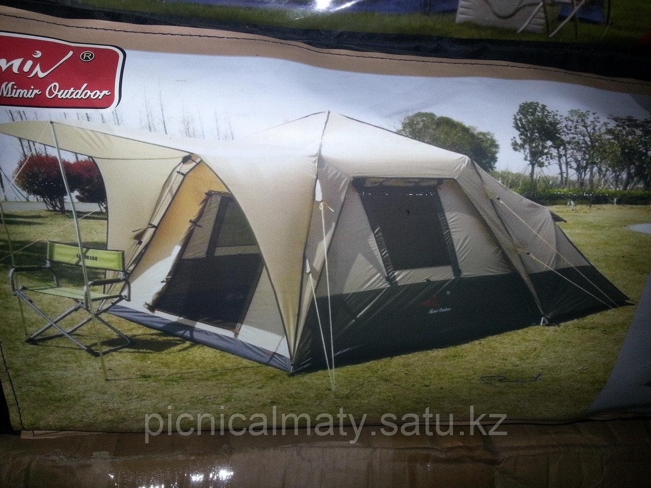 Палатка Mimir Outdoor Traveller 6 CV Tent X-ART 1836