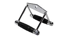 Рукоятка для тяги к животу (узкий параллельный хват) (FT-MB-SRB)