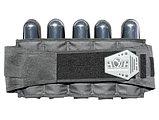 Разгрузка GxG на 5 туб черная, фото 2