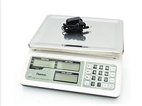 0325 FISSMAN Весы настольные торговые электронные