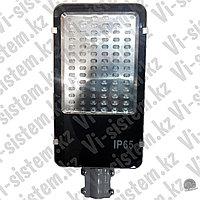LED-Прожектор 80W Черно-Серый