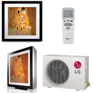 Настенный кондиционер LG ArtCool A09AW1 серии Gallery (invertor), фото 2