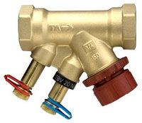 """Клапан ручной балансировочный TBV NF (G""""=1/2"""")"""