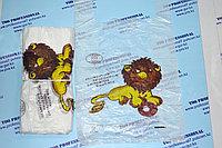 """Пакеты """"львята"""" Мин. размер заказа: 100 рулонов"""