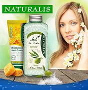Бренд по уходу за телом и волосами на основе растительных экстрактов NATURALIS