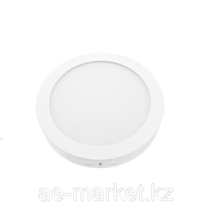 LED Спот накл. ROUND/S 12w d170 6500K бел.