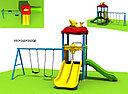 Игровой комплекс для детей Дельфин, фото 3