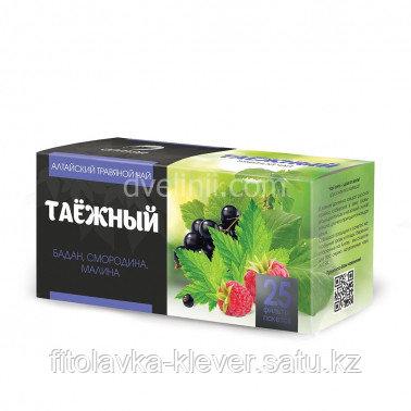"""Травяной чай """"Таёжный"""", фильтр-пакеты"""