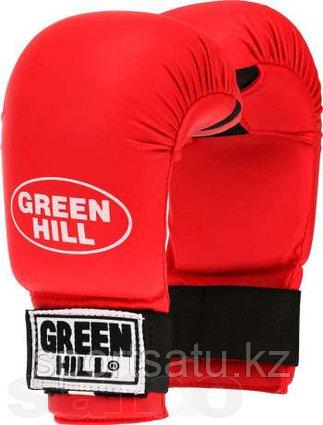 Накладки для кикбоксинга семиконтакт GREEN HILL