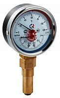 Термометр навесной d=63mm TAB 63/120