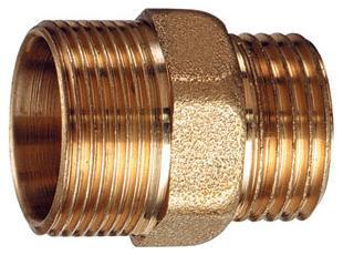 Муфты прямые для металлопластиковых труб