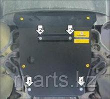 Защита картера Volkswagen Touareg II 2010-2014
