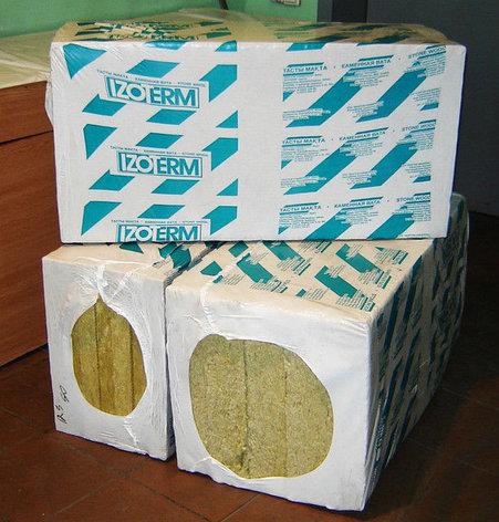 Мин Плита Изотерм П75*40мм, толщина 4 м2, упак (8 шт), фото 2