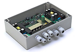 Коммутатор TFortis PSW-2G 4F управляемый