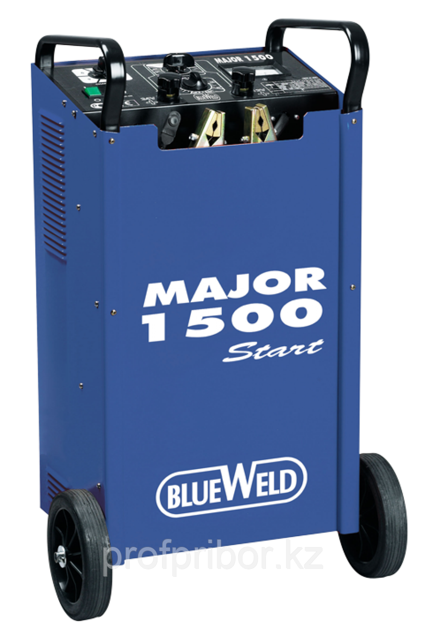 Универсальное пуско-зарядное устройство Blueweld Major 1500
