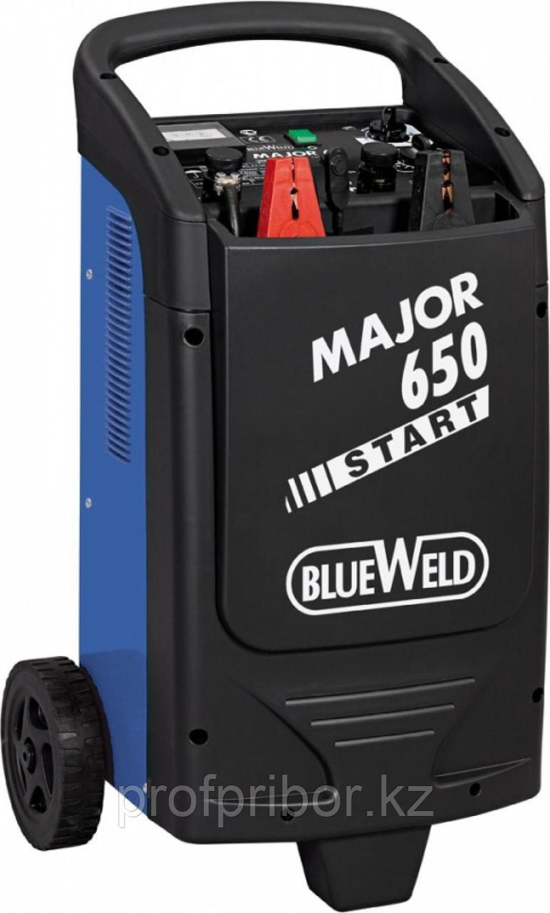 Универсальное пуско-зарядное устройство Blueweld Major 650