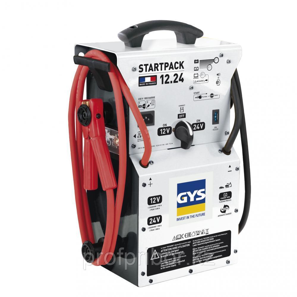 Пусковое устройство Gys STARTPACK 12.24