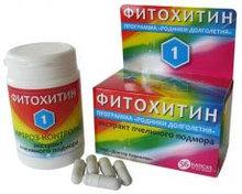 Фитохитин – 1 (артроз - контроль) экстракт пчелиного подмора