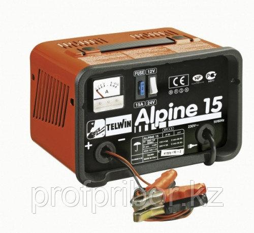 Зарядное устройство Telwin Alpine 15
