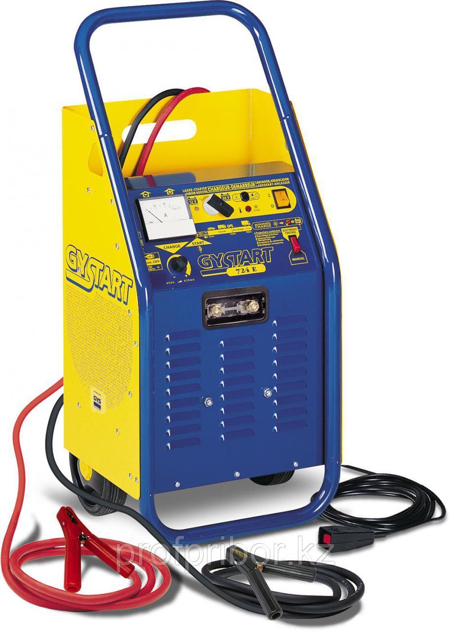 Универсальное пуско-зарядное устройство Gys GYSTART 724 E